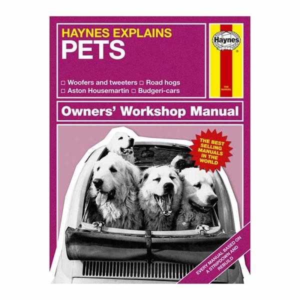 Pawfect Present - Haynes Release Humorous Pet Manual
