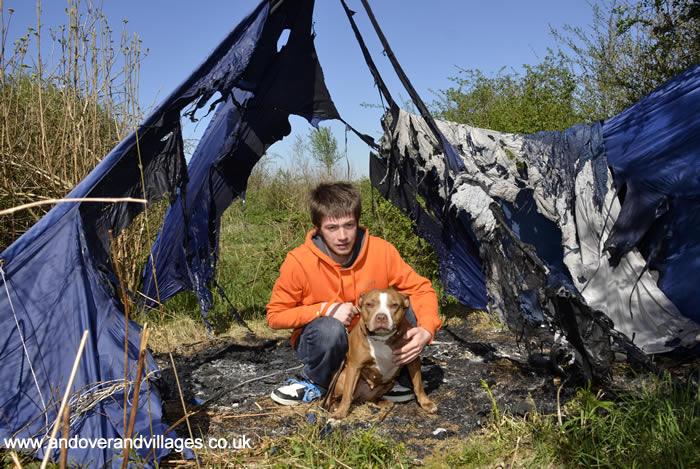 Local News | Homeless Manu0027s Tent Set on Fire & Homeless Manu0027s Tent Set on Fire
