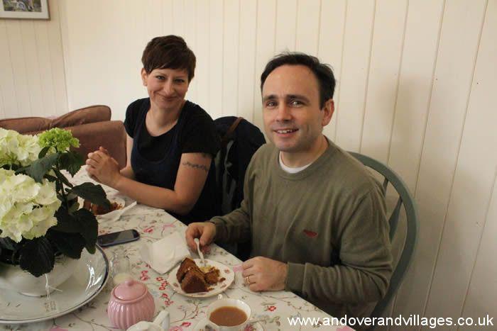 Tea Rooms Near Andover